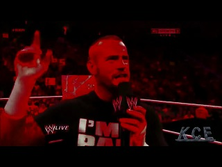 CM Punk New Theme Song