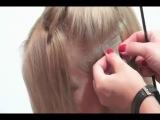 Наращивание волос на ленте (ленточное наращивание)